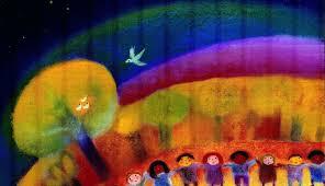 Atelier del mondo meraviglioso. Psicodramma espressivo per genitori e figli.